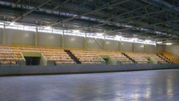 строительство ледовой арены в Верхней Пышме
