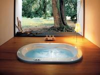 Гидромассажные ванны с дополнительными функциями