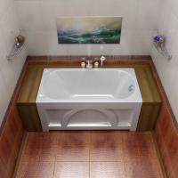 Текущий ремонт в ванной комнате