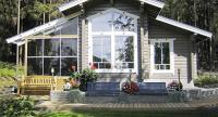 Преимущества сборных финских домов
