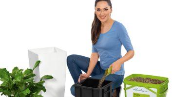 Минеральный субстрат для растений LechuzaPon