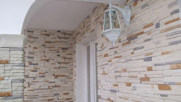 камень для облицовки стен