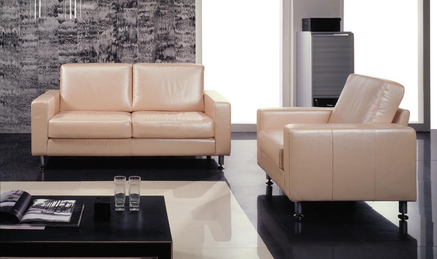 Кожаная мебель для офиса