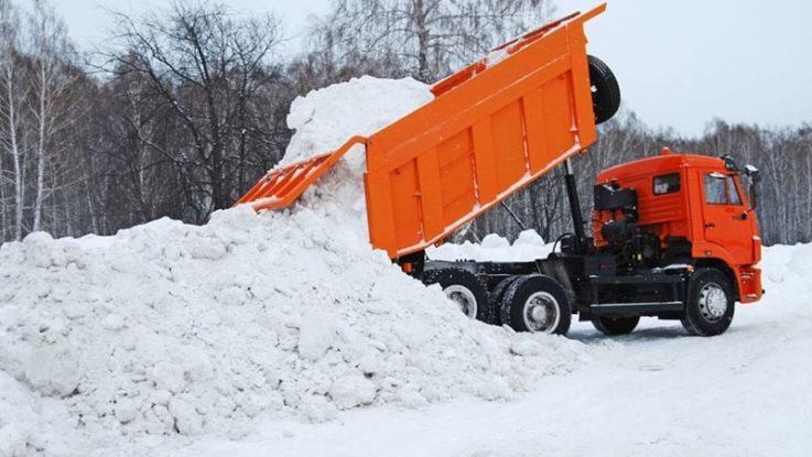 Vyvoz-snega