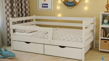 Детские кровати: требования