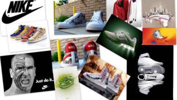 акции компании Nike